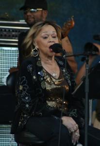 Etta James at JazzFest 2009